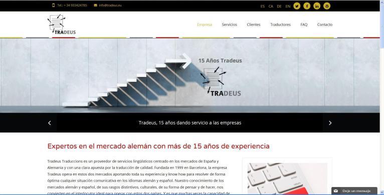 tradeus web